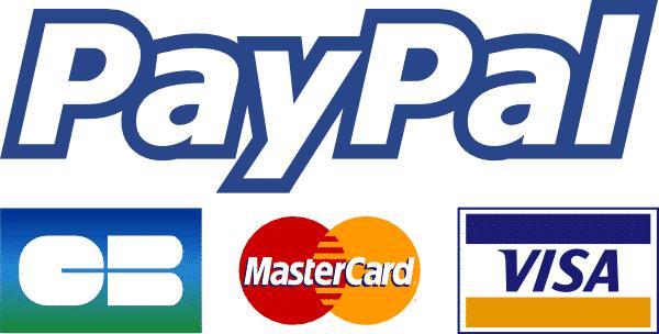 logo paypal - Paiement Sécurisé