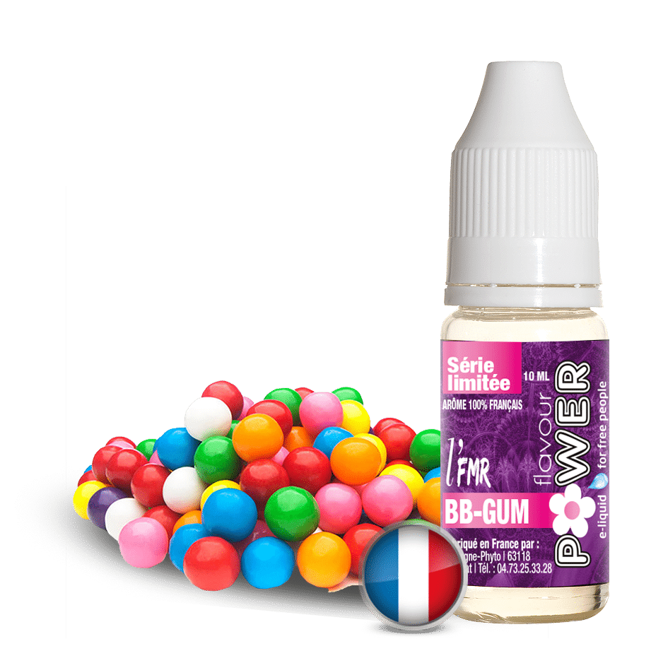 E-liquide Flavour Power BB Gum