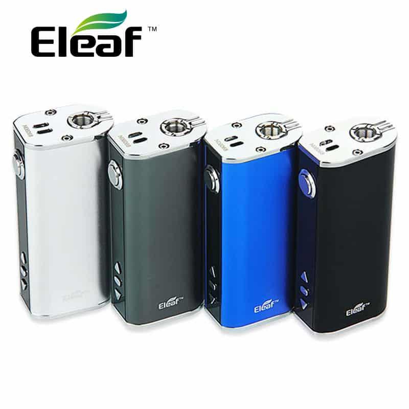 D origine Eleaf iStick TC 40 W Bo te Mod 2600 mAh Temp rature Contr le - Cigarette electronique Eleaf mode d'emploi