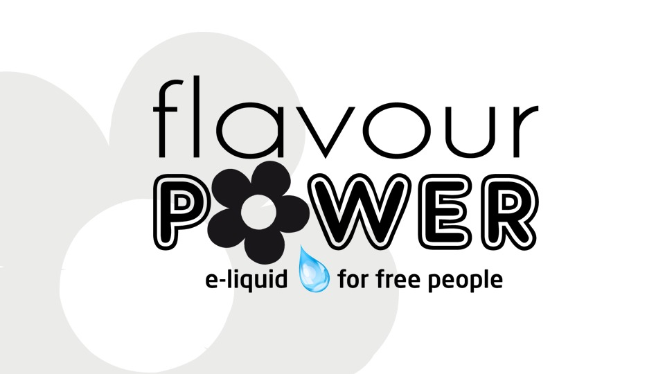 Logo Flavour power 1 - Booster de nicotine Flavour Power 50/50