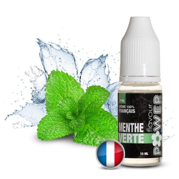 E-liquide Flavour Power Menthe Verte