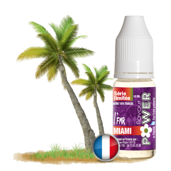 E-liquide Flavour Power Miami