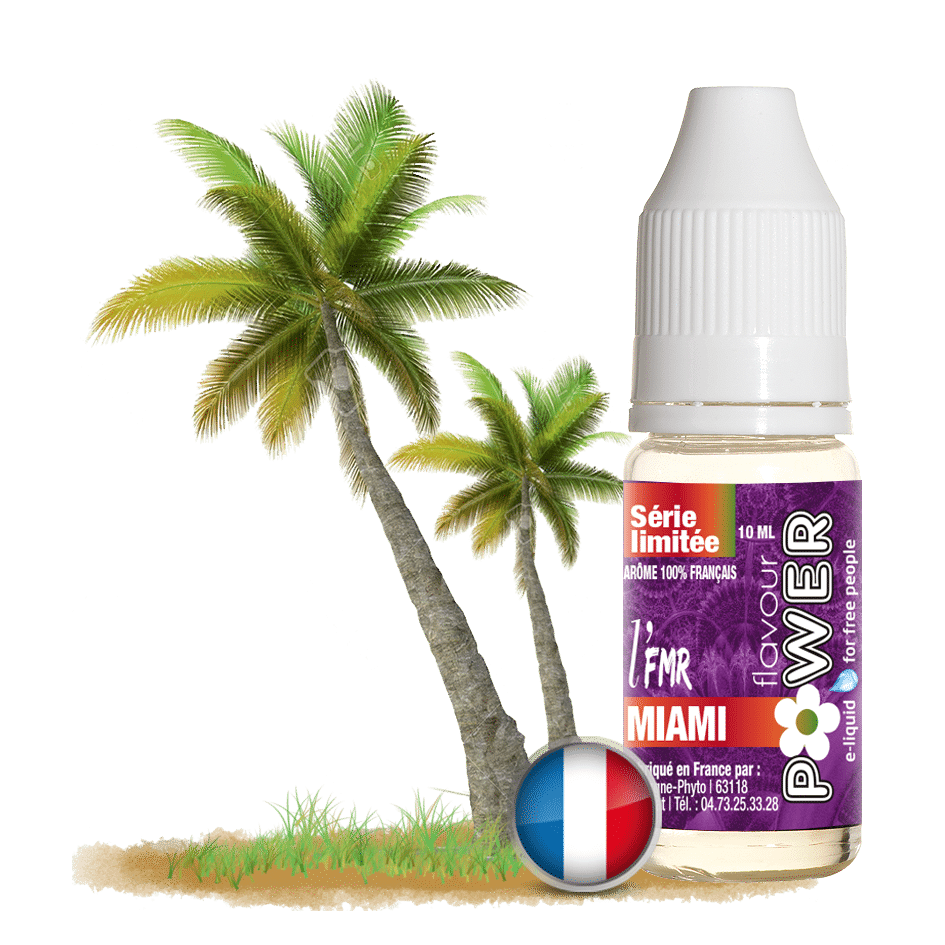 Eliquide Flavour Power Miami