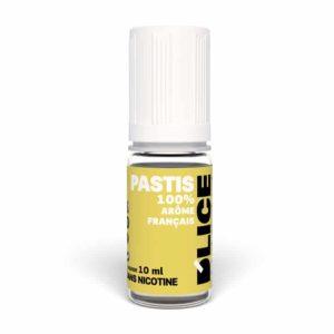 E-liquide D'lice Pastis