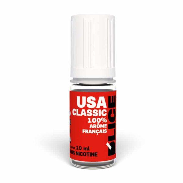 E-liquide D'lice USA Classic