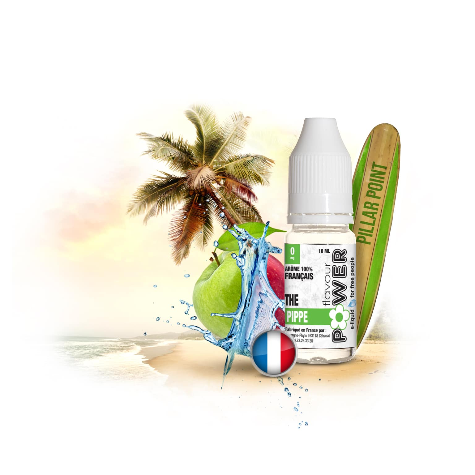 E-liquide Flavour Power The Pippe