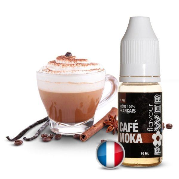E-liquide Flavour Power Moka Café