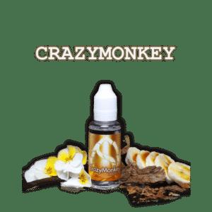 eliquide crazy monkey savourea