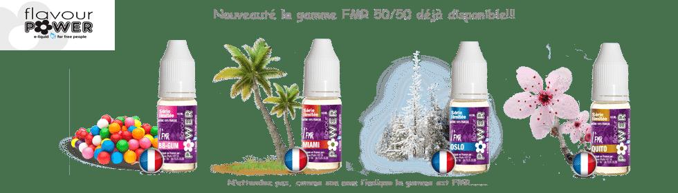 e liquide fmr Flavour power - E-liquide Flavour Power BB Gum