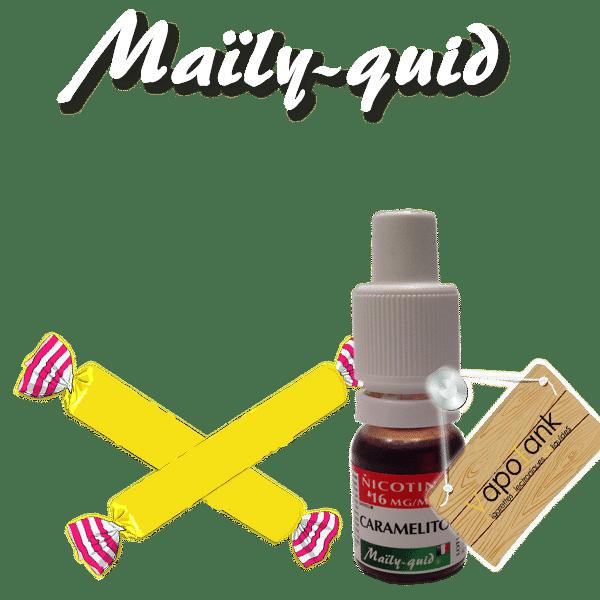 E-liquide Maily-Quid Caramelito