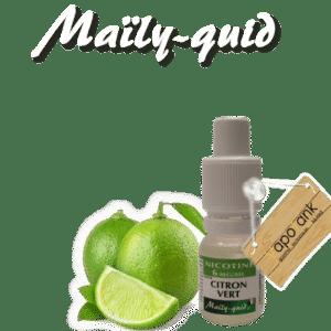 E-liquide Maily-Quid Citron