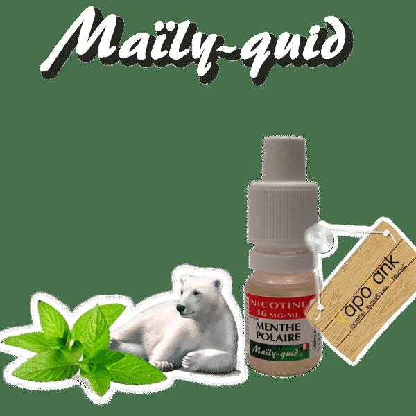 E-liquide Maily-Quid Menthe Polaire