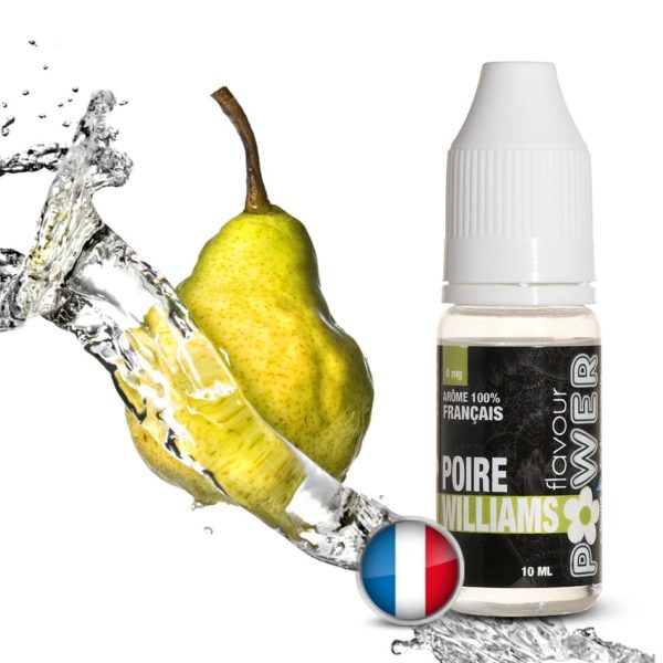 E-liquide Flavour Power Poire Williams