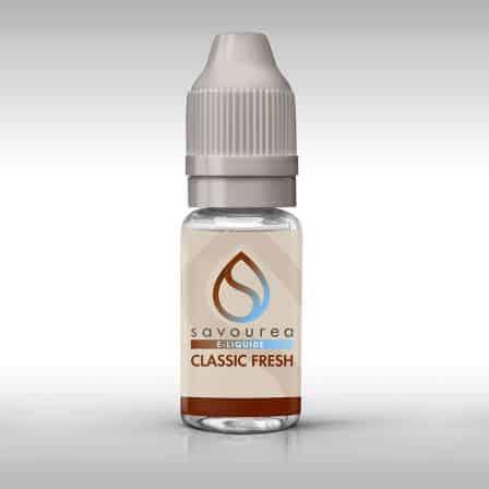 E-liquide Savouréa classic Fresh