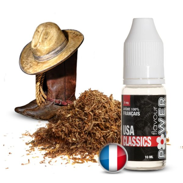 E-liquide Flavour Power USA Classics