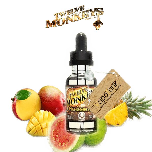 E-liquide Mangabeys Twelve Monkeys