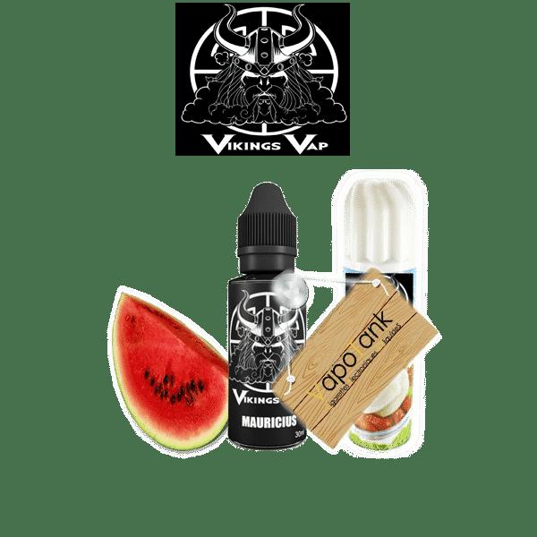 E-liquide Mauricius Vikings Vap