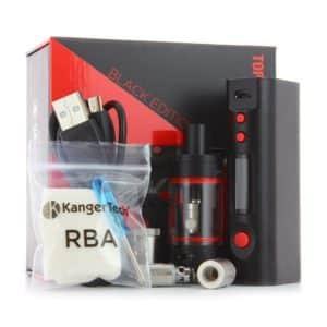 kit topbox mini tc 75 kangertech