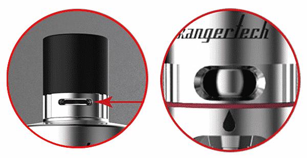 protank4 kangertech - Clearomiseur Protank 4 Kangertech