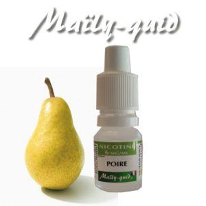 E liquide Poire Maily-Quid