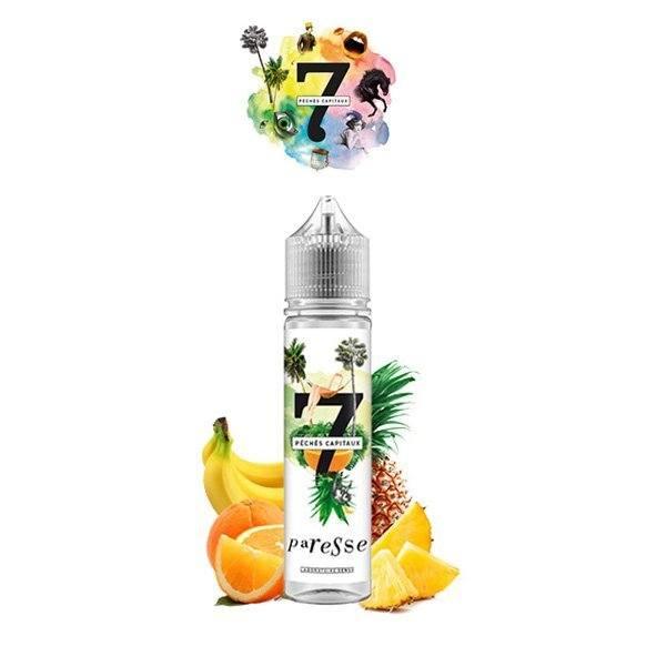 E-liquide La Paresse 7 Péchés Capitaux