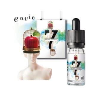 E-liquide Envie 7 Péchés Capitaux