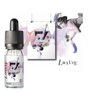 E-liquide La Luxure 7 Péchés Capitaux