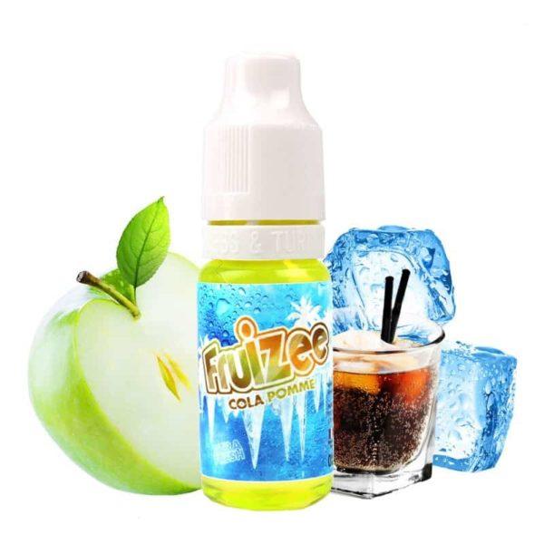 E-liquide Cola Pomme Fruizee