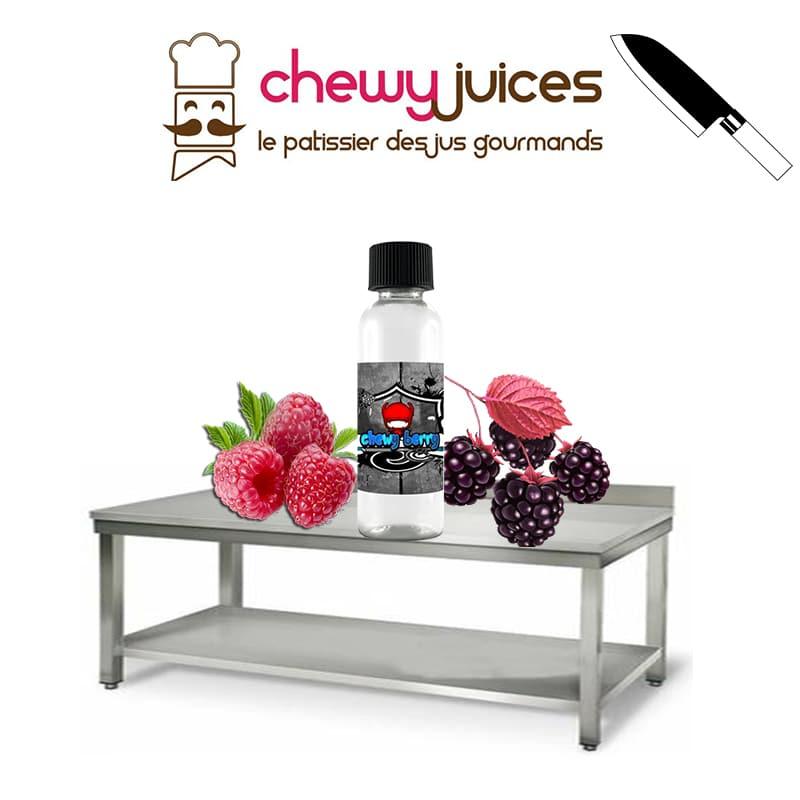 Eliquide Chewy Berry
