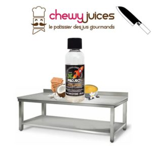 eliquide x project chewy juice 300x300 - Eliquide X Project