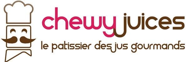 logo e-liquide chewy juice