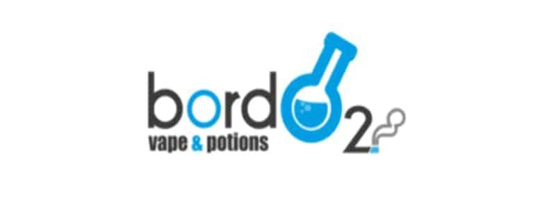 E liquide Bordo2 pour cigarette électronique