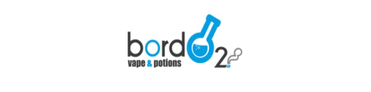 E liquide Bordo2 pour cigarette electronique - E-liquide Dopamine Blue 100ml Bordo2