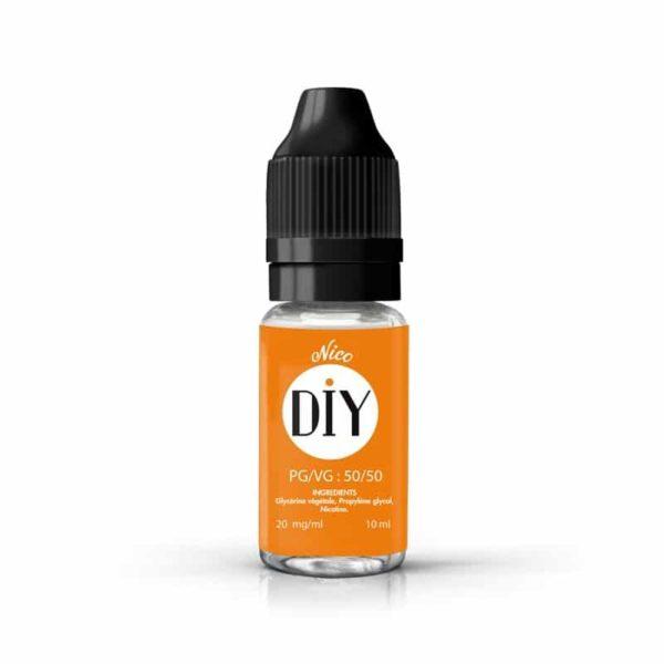 Booster de nicotine 20mg Nico Diy – 10 ML 50/50 PG VG