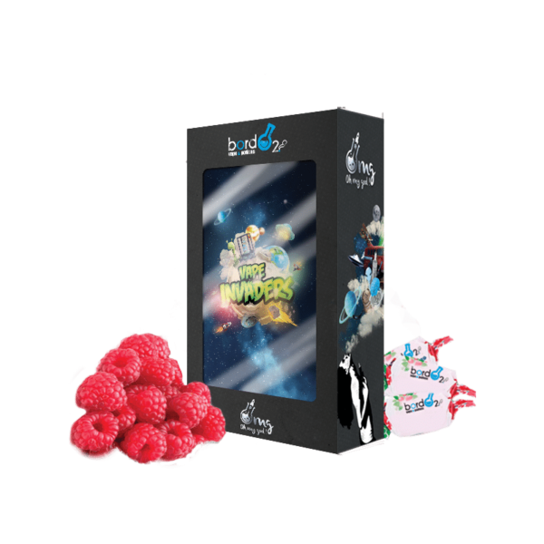 E-liquide Vape Invaders 100ml Bordo2
