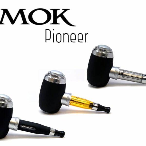 Pioneer E Pipe Black 3 600x600 - E-Pipe Pionner électronique Smoktech