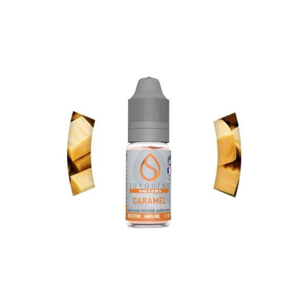 E-liquide Caramel Savourea