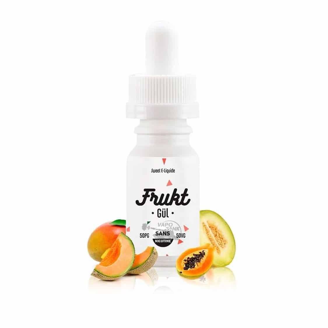 E liquide Gul Frukt Savourea