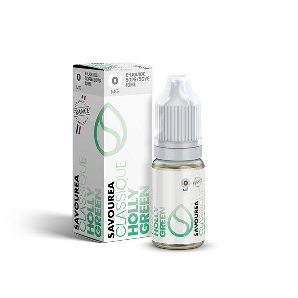 E-liquide Holly green Savourea
