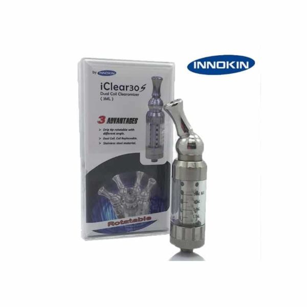 iClear 30s Dual Coil Innokin
