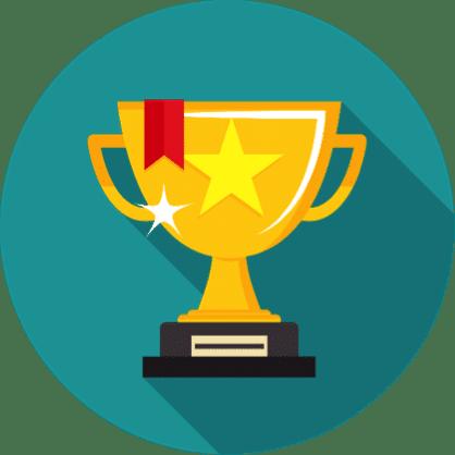 trophée - Programme Fidélité