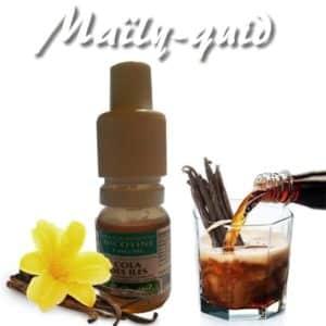 E liquide Cola des iles Maily-Quid