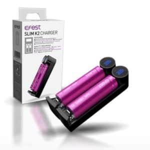 efest slim k2 charger image c1c 300x300 - Chargeur Slim K2 Efest