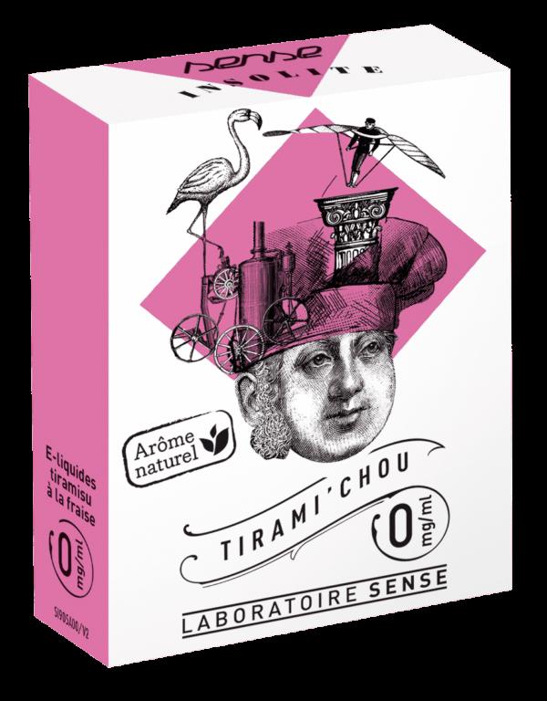 E-liquide Tirami'chou Insolite Sense