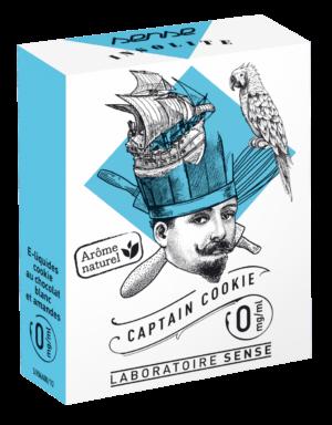 E-liquide Captain Cookie Insolite Sense 2