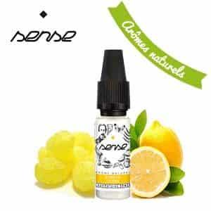 E-liquide Bonbon Citron Sense