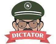 dictator logo - E liquide Dulce 50ml Dictator Savouréa