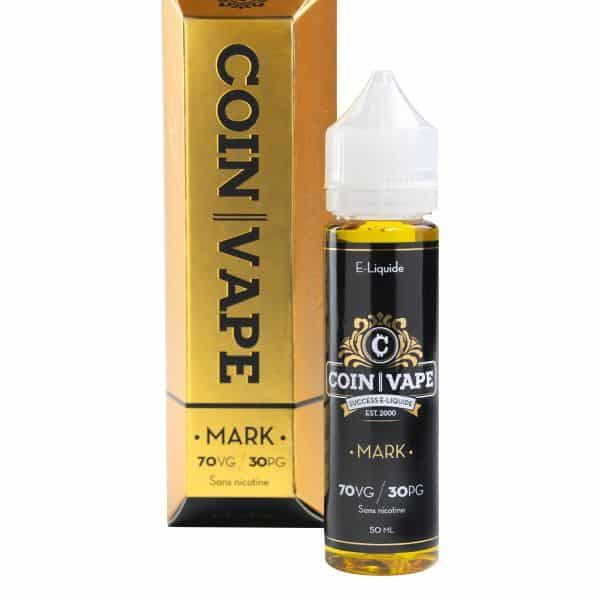 E liquide Mark Coin Vape 50ml