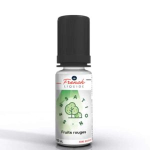 E liquide Fruits Rouges Le French Liquid