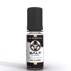 E liquide USA Classic Salt E-Vapor